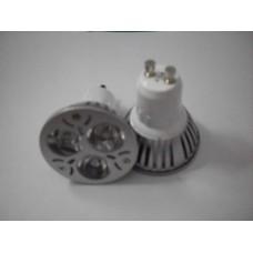 Лампа светодиодная GU10 9Вт
