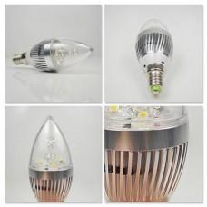 Лампа светодиодная E14 3 Вт (диммируемая)