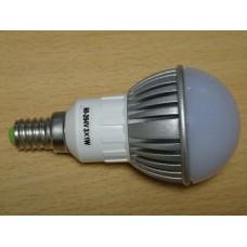 Лампа светодиодная E14 3 Вт