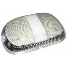 Светильник с акуст. датчиком, дежурным освещением 8 Вт 220 В