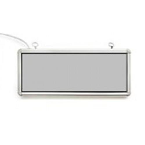 Указатель эвакуационный двухсторонний светодиодный, 90 мин, без пиктограммы