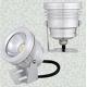 Светодиодный прожектор круглый 10Вт