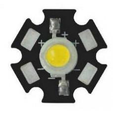Сверхяркий светодиод 5 Ватт на алюминиевой подложке