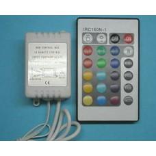 Контроллер дистанционного управления 72Вт 24 клавиши