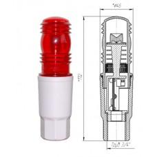 Заградительные огни (светильники сигнальные) «ЗОМ-1»